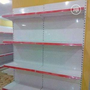 Higher Quality Supermarket Shelves Single   Store Equipment for sale in Lagos State, Ajah