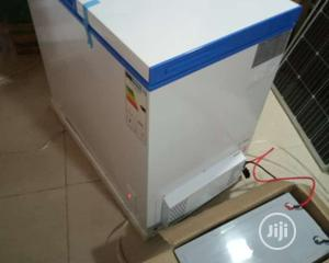 208litters Solar Power Refrigerator Available.   Solar Energy for sale in Lagos State, Amuwo-Odofin
