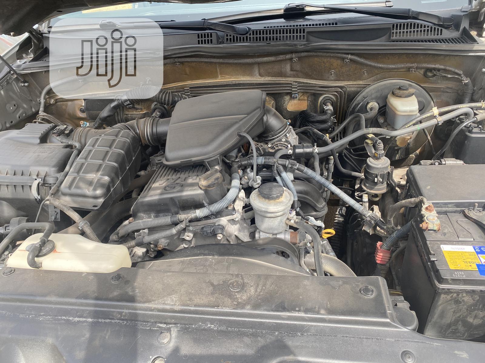 Archive: Toyota Land Cruiser Prado 2007 GX Silver