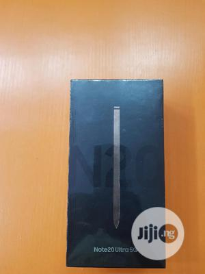 New Samsung Galaxy Note 20 Ultra 5G 256GB Gold | Mobile Phones for sale in Lagos State, Ikeja