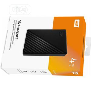 WD 4tb External HDD   Computer Hardware for sale in Lagos State, Ikeja
