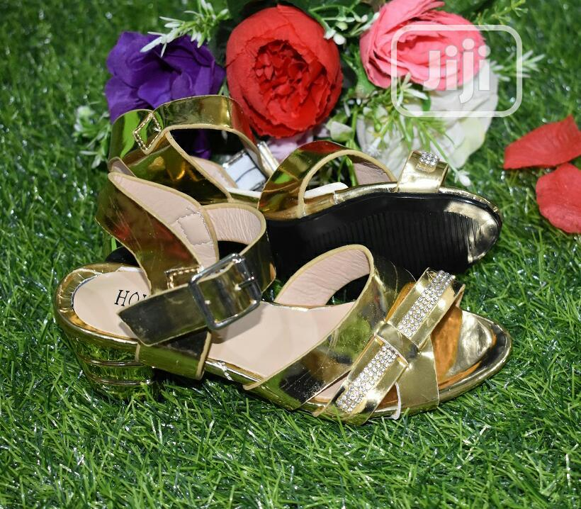 Girls Low Heel Dress Shoe (Carton of 24 Pairs)   Children's Shoes for sale in Alimosho, Lagos State, Nigeria