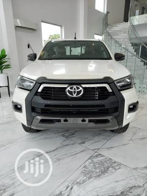 New Toyota Hilux 2021 White | Cars for sale in Lagos State, Victoria Island