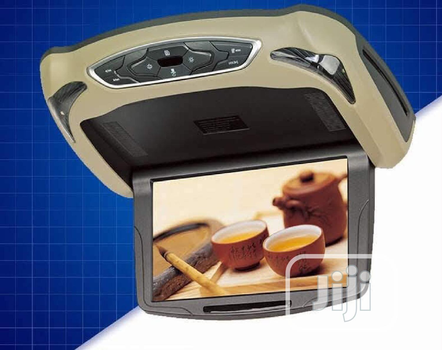 Roof DVD Player With HD