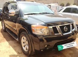 Nissan Armada 2007 Black | Cars for sale in Jigawa State, Garki