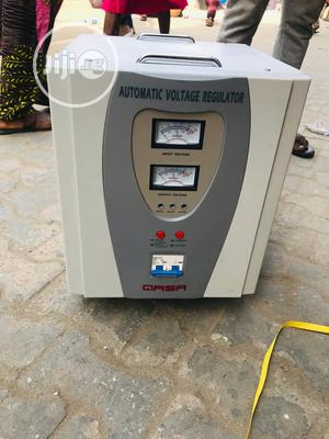 Qasa 10,000W Automatic Voltage Regulator/ Stabilizer   Electrical Equipment for sale in Lagos State, Ajah