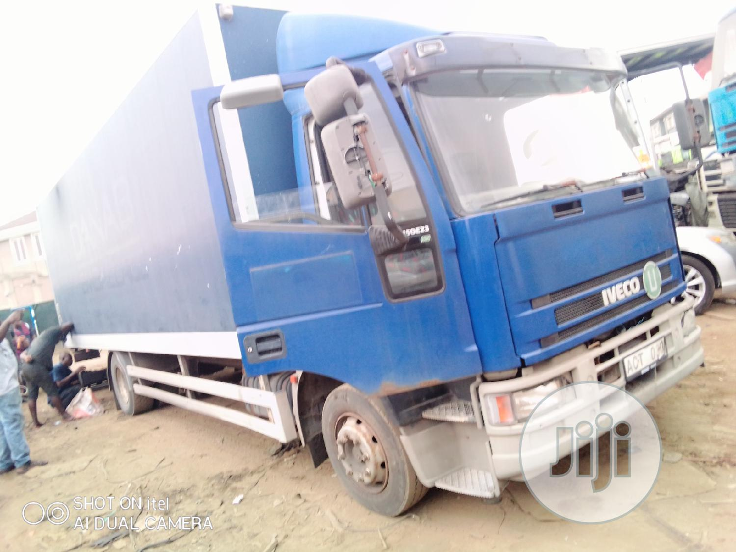 Archive: Iveco Bus Body 8 Bolt Is Available for Sale