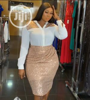 Turkey Sequined Skirt/Top. | Clothing for sale in Lagos State, Amuwo-Odofin