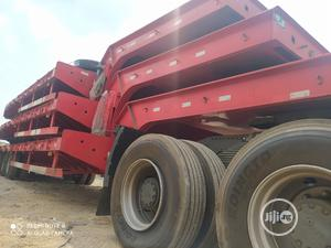 New Arrival 75tons Rear Loader Lowbed Trailers | Trucks & Trailers for sale in Lagos State, Amuwo-Odofin