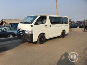 Clean AC Tight Toyota Hiace Bus for Rent at Affordable Rates | Automotive Services for sale in Lagos State, Ikeja