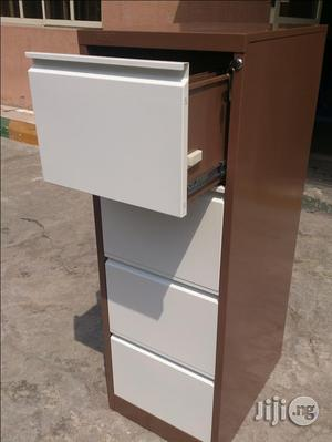 Quality Metal Cabinet With 1 Year Warranty | Furniture for sale in Lagos State, Ikoyi