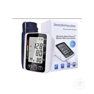 Advanced Digital Blood Pressure Monitor BP Machine   Medical Supplies & Equipment for sale in Lagos State, Lagos Island (Eko)