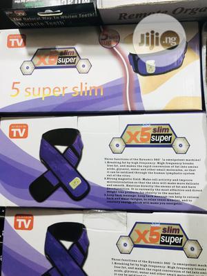 X5 Super Slim Belt | Sports Equipment for sale in Lagos State, Lagos Island (Eko)