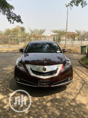 Acura ZDX 2013 Base AWD Red   Cars for sale in Abuja (FCT) State, Durumi