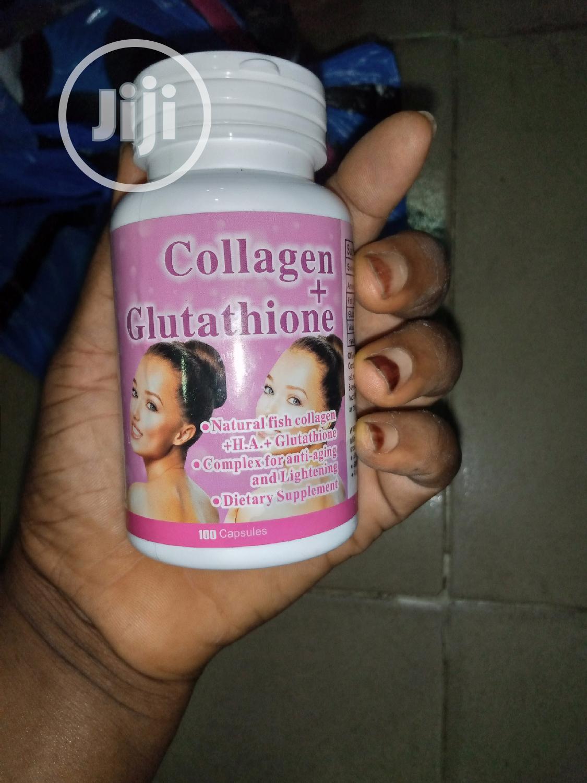 Collagen Glutathione