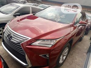 Lexus RX 2018 Red | Cars for sale in Lagos State, Apapa