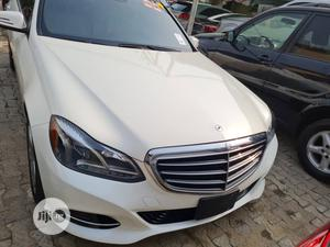 Mercedes-Benz E350 2014 White | Cars for sale in Lagos State, Ogba