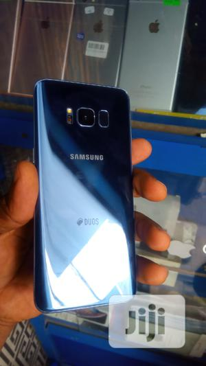 Samsung Galaxy S8 Plus 64 GB Gray | Mobile Phones for sale in Lagos State, Ikeja