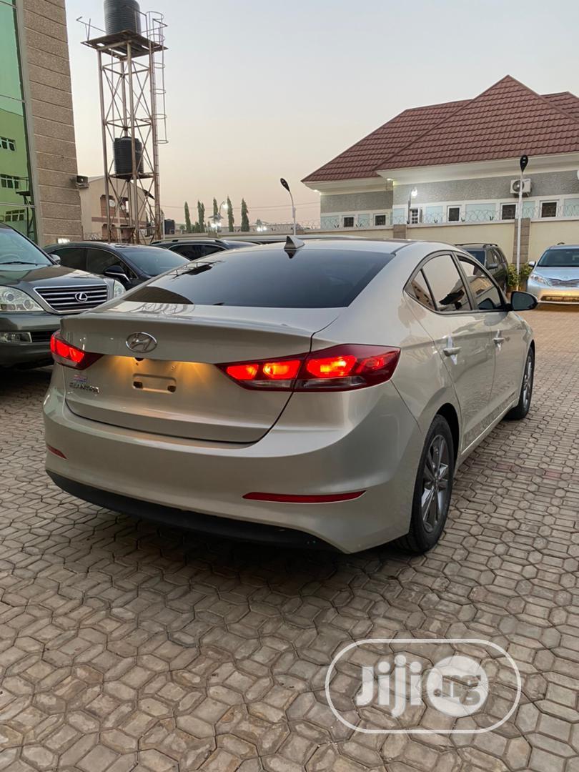 Hyundai Elantra 2017 Silver | Cars for sale in Kaduna / Kaduna State, Kaduna State, Nigeria