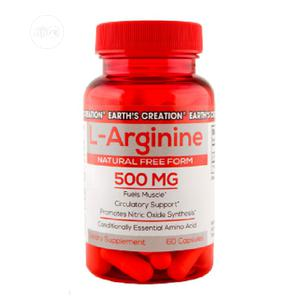 L-Arginine | Earth's Creation | Vitamins & Supplements for sale in Lagos State, Ojo