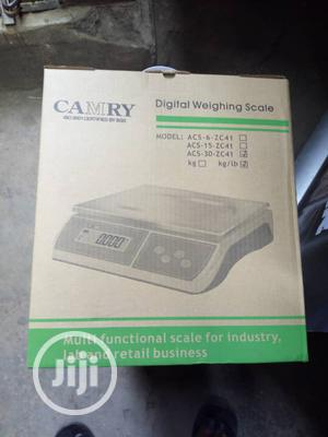 30kg Camry Digital Weighing Scale | Store Equipment for sale in Lagos State, Lagos Island (Eko)