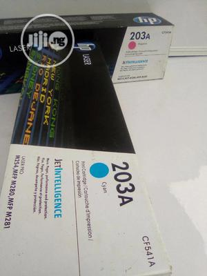 Genuine HP Toner Cartridge 203A   Accessories & Supplies for Electronics for sale in Lagos State, Apapa