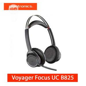Voyager Focus UC B825 Bluetooth Headset | Headphones for sale in Lagos State, Ikoyi