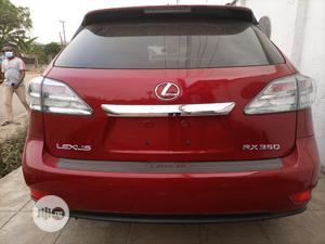 Lexus RX 2011 350 Red | Cars for sale in Lagos State, Amuwo-Odofin