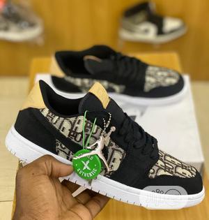 Nike X Dior Air Jordan Low Sneakers | Shoes for sale in Lagos State, Lagos Island (Eko)