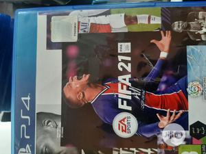 Ps4 FIFA 21 - Used   Video Games for sale in Lagos State, Agege