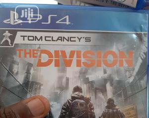 PS4 Division   Video Games for sale in Lagos State, Agege