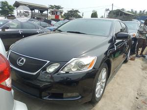 Lexus GS 2007 350 Black   Cars for sale in Lagos State, Apapa