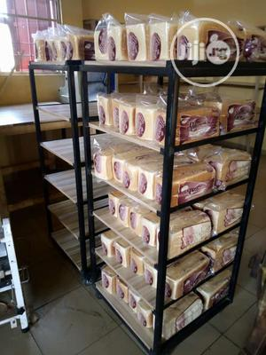 6layers Wooden Base Rack | Restaurant & Catering Equipment for sale in Lagos State, Ajah