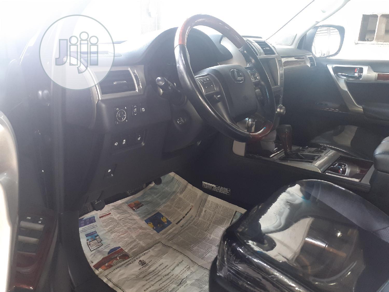 Archive: Lexus GX 2013 Black