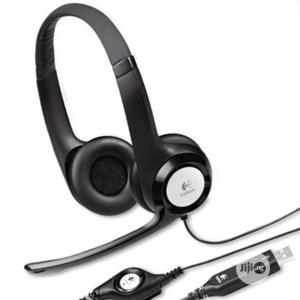 Logitech H390 Noise Cancellation Headset | Headphones for sale in Lagos State, Ikeja