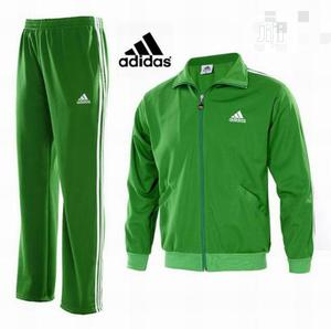 Green Addidas Track Suit | Clothing for sale in Lagos State, Lekki