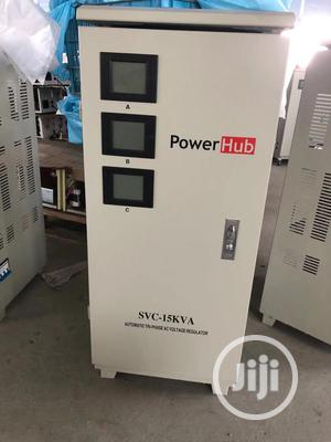 Powerhub 5vc-50kva/3 Stabilizer   Electrical Equipment for sale in Lagos State, Ikeja
