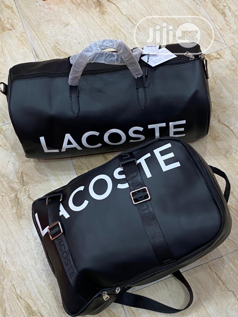 Lacoste Designer Bags   Bags for sale in Lagos Island (Eko), Lagos State, Nigeria