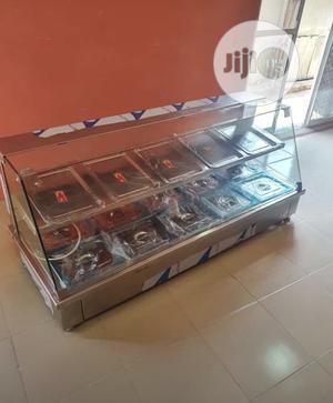 Good Quality Food Warmer Five Plates   Restaurant & Catering Equipment for sale in Lagos State, Agboyi/Ketu