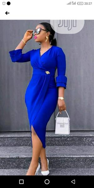Quality Female Blue Gown | Clothing for sale in Lagos State, Ikeja