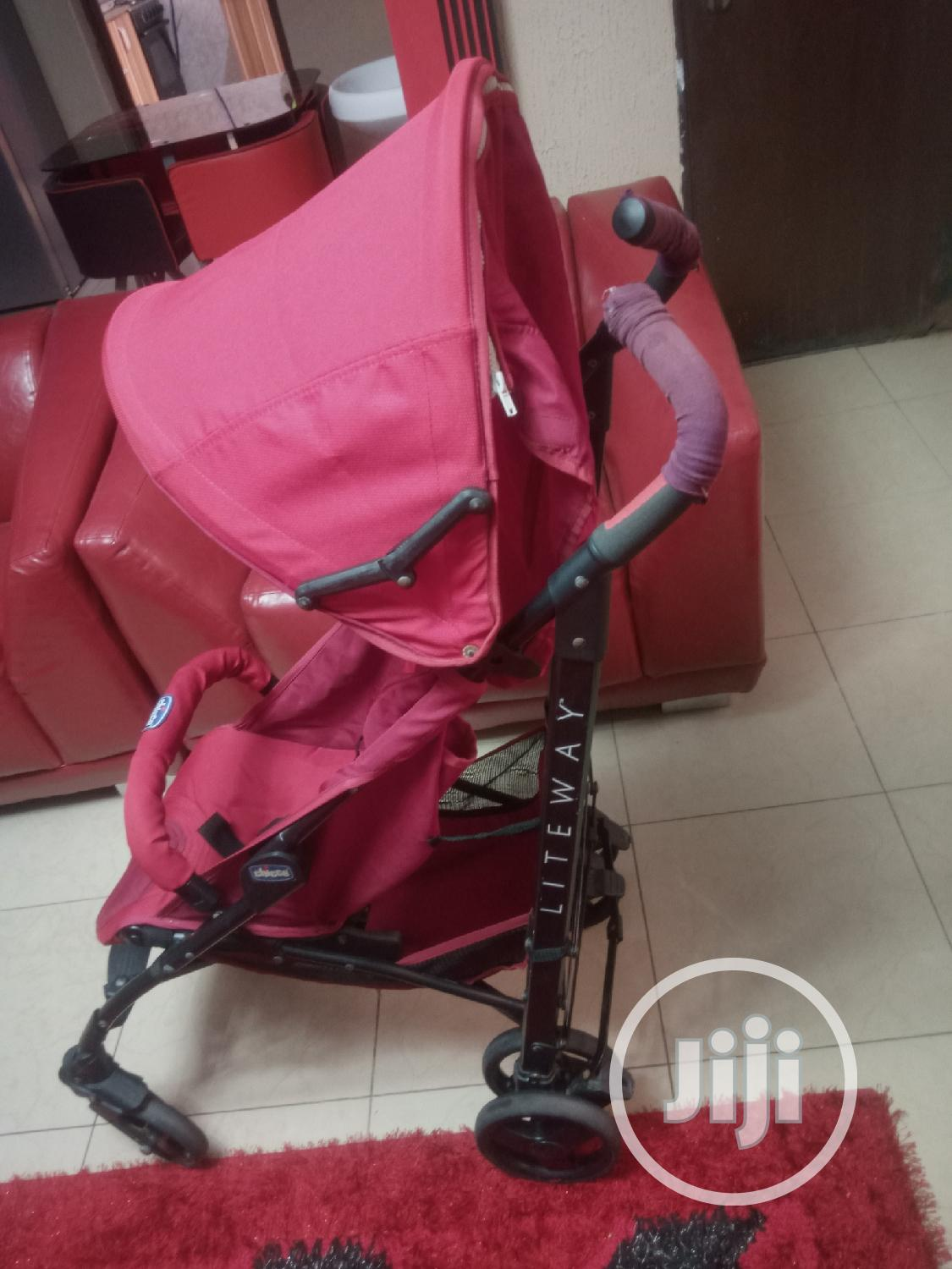Chicco Baby Stroller   Prams & Strollers for sale in Amuwo-Odofin, Lagos State, Nigeria
