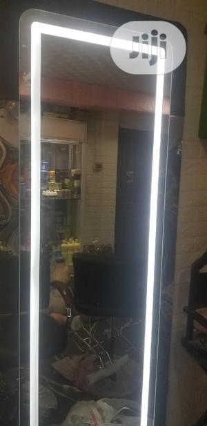 Salon Mirror Available Kindly Call For Sale   Salon Equipment for sale in Lagos State, Lagos Island (Eko)