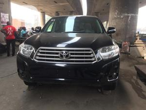Toyota Highlander 2008 Limited 4x4 Black   Cars for sale in Lagos State, Apapa