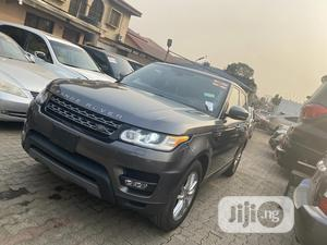 Land Rover Range Rover Sport 2014 Gray | Cars for sale in Lagos State, Ikeja