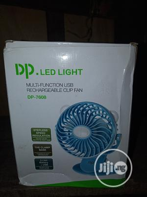 Dp Multi-Funtions Rechargeabke Fan | Home Appliances for sale in Lagos State, Lagos Island (Eko)