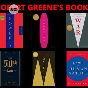All Robert Greene Books | Books & Games for sale in Lagos State, Surulere