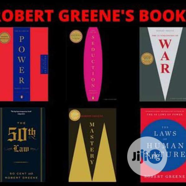 All Robert Greene Books