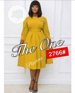 New Female Quality Flare Gown   Clothing for sale in Lagos State, Ikeja