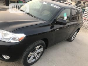 Toyota Highlander 2010 Sport Black | Cars for sale in Lagos State, Ajah