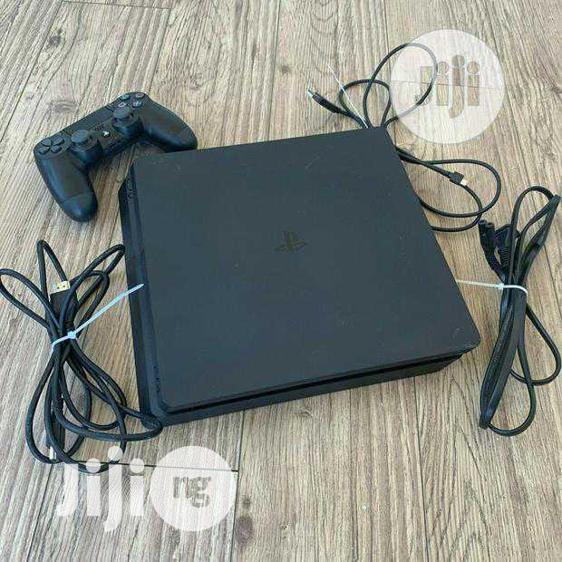 Slim Playstation 4   Video Game Consoles for sale in Ibadan, Oyo State, Nigeria